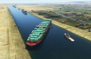 Руководство Суэцкого канала расширит его русло
