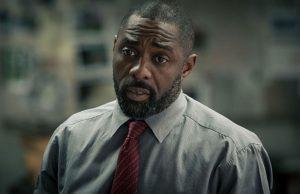 Героя сериала «Лютер» назвали недостаточно чернокожим