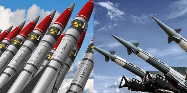 Украина желает вернуть свое ядерное оружие