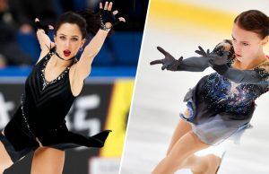 Щербакова и Туктамышева стали победительницами короткой программы на Чемпионате мира в Японии