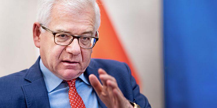 Польша высылает российских дипломатов