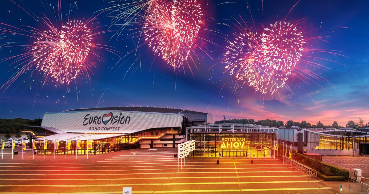 Нидерланды допустят зрителей на Евровидение
