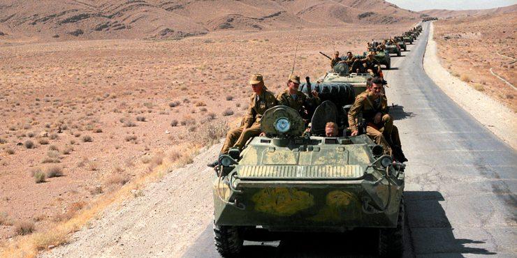 НАТО начал вывод войск из Афганистана