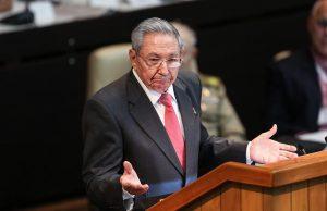 Рауль Кастро покинул пост секретаря ЦК Компартии Кубы