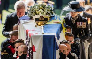 В Великобритании попрощались с принцем Филиппом