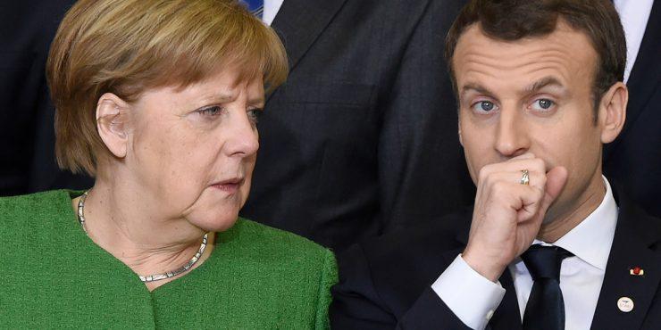 Франция имеет расхождение во взглядах с Германией касательно «Северного потока-2»