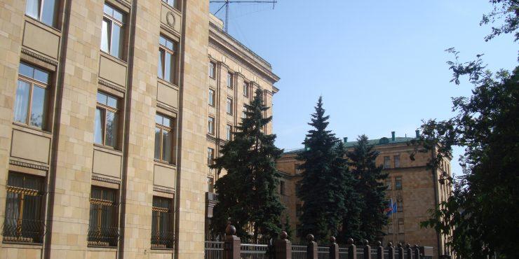 Работа посольства Чехии в России парализована