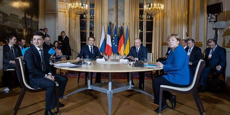 Переговоры в «нормандском формате» прошли безрезультатно