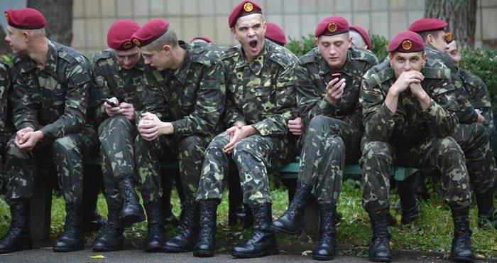 Зеленский принял закон о призыве на военную службу резервистов