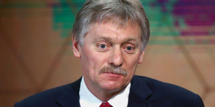 Песков: Путин еще не успел ознакомиться с предложением Зеленского