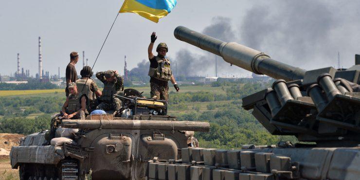 Киев признал, что вместе с НАТО осуществляет подготовку к войне за Крым