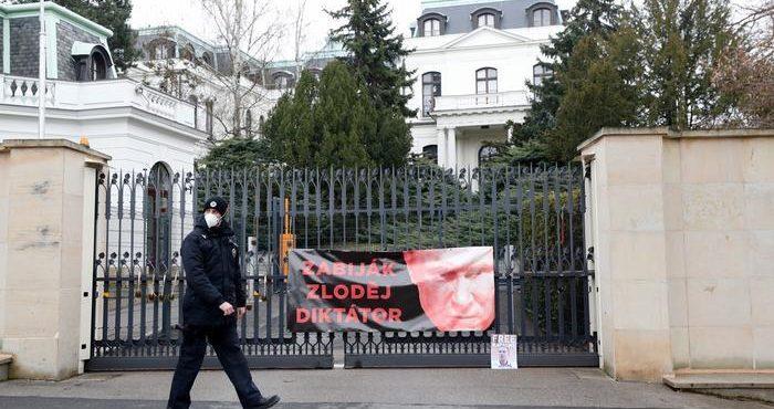 Чехия призывает расторгнуть договор о дружеских отношениях с РФ