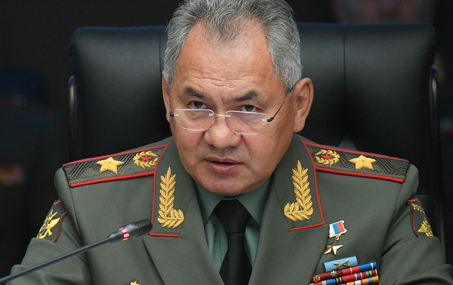 НАТО приняло к сведению слова Шойгу о завершении маневров в России