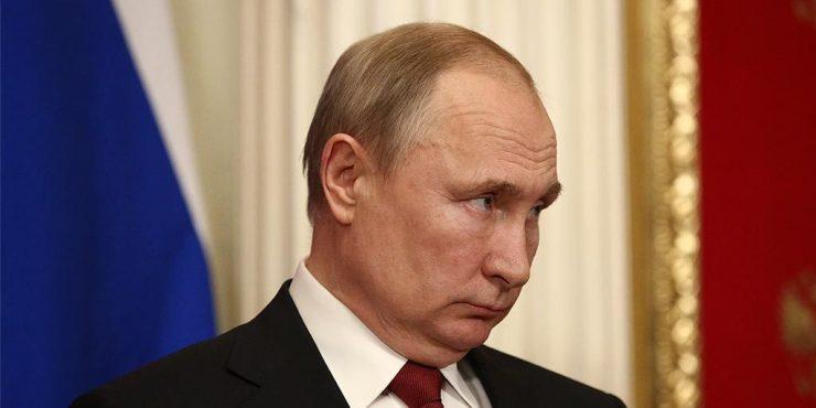 Путин не планирует обсуждать с Зеленским тему Крыма