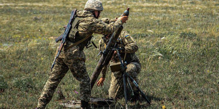 В ЛНР заявили об обстрелах с украинской стороны