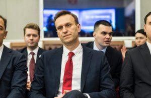 Прокуратура приостановила деятельность ФБК Навального