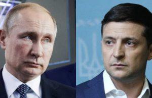 Зеленский согласился на встречу с Путиным в любом месте