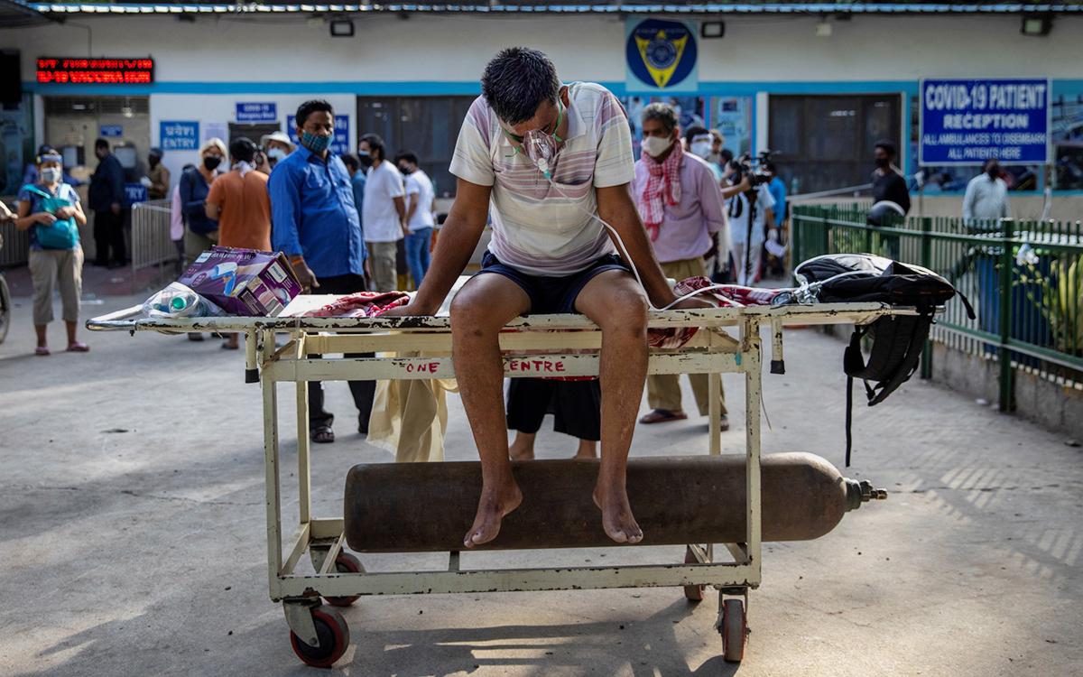 Кремль не исключает возможности оказания помощи Индии в борьбе со вспышкой коронавируса