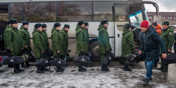 Путин подписал указ о призыве на сборы военных запаса