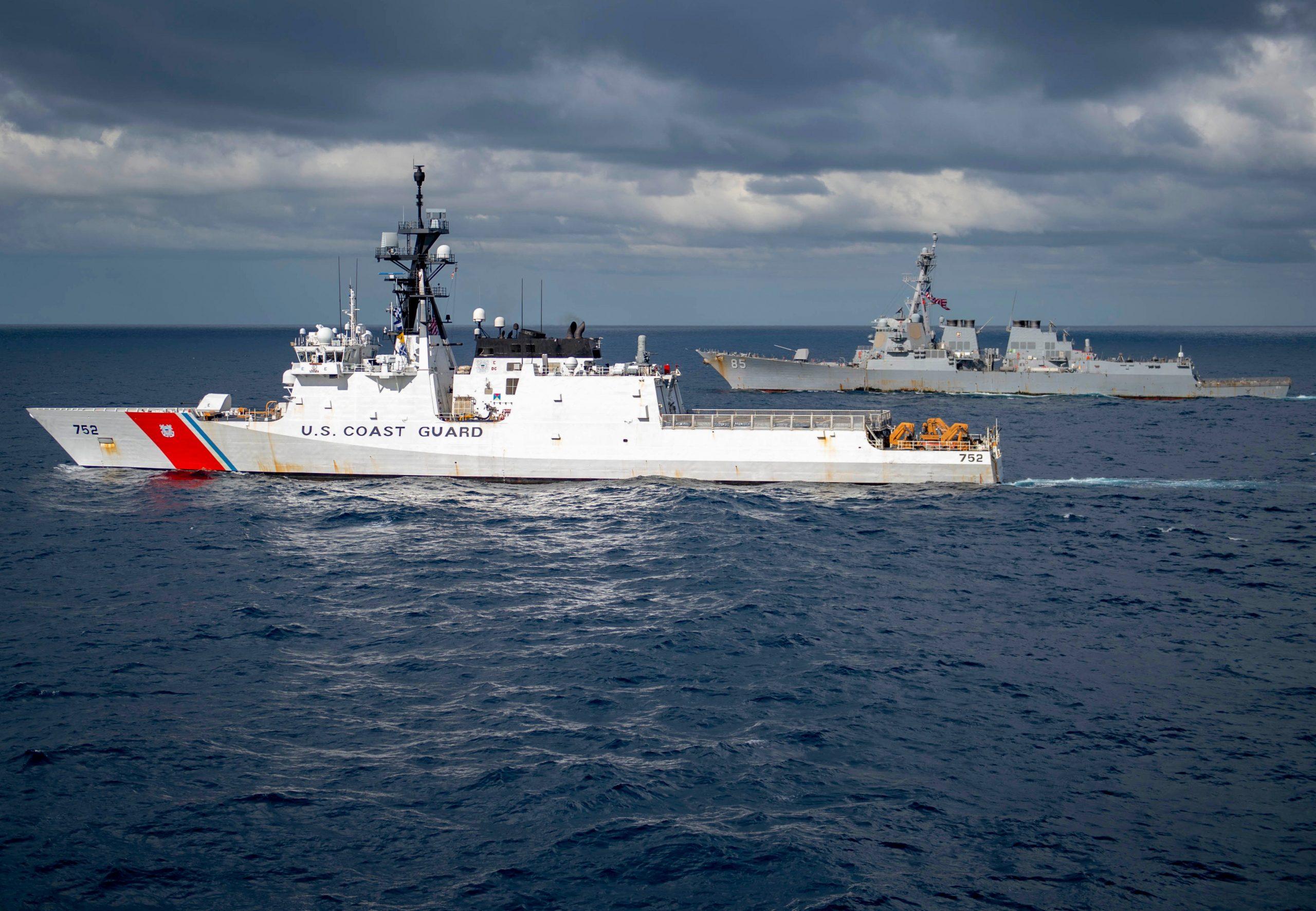 В Черное море направляется американский патрульный катер