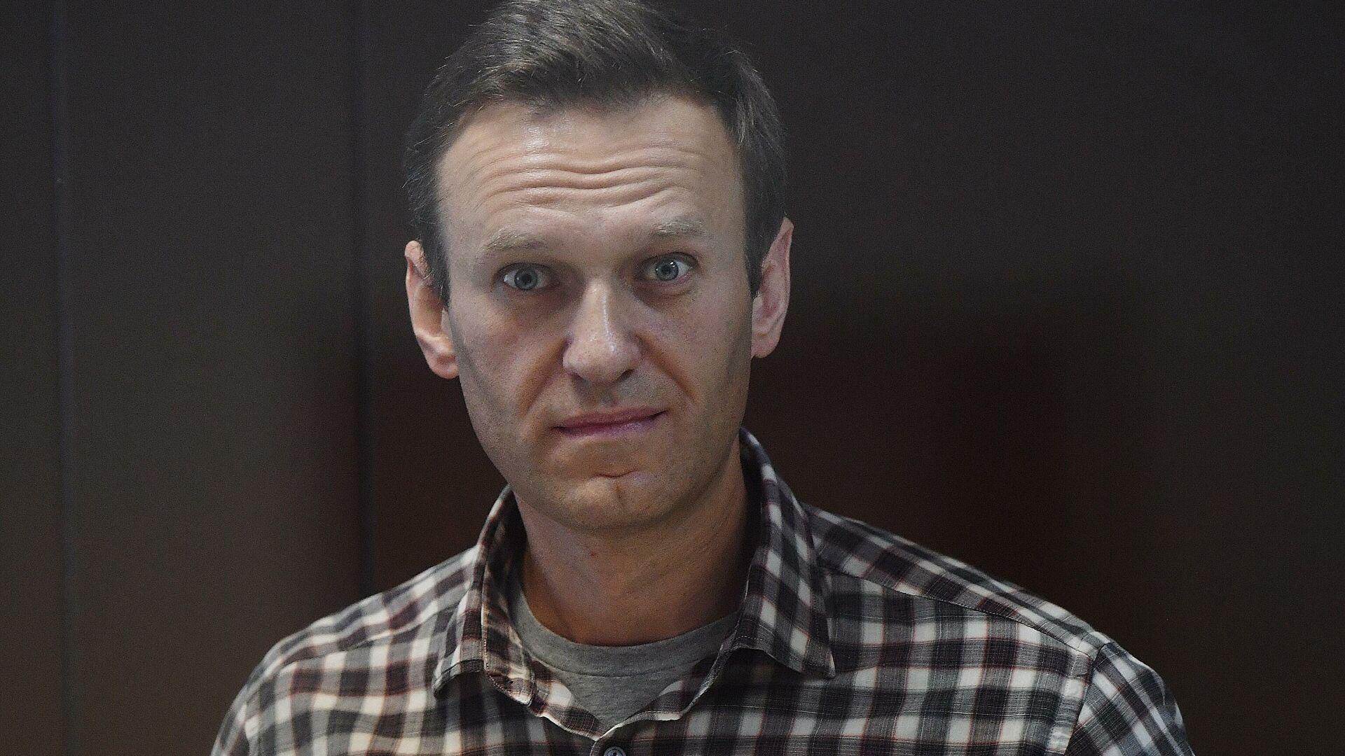 Против Алексея Навального возбудили новое уголовное дело