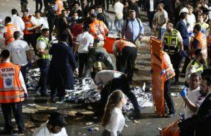 Открыто дело в связи с гибелью людей в массовой давке на горе Мерон в Израиле