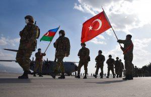 Турция и Азербайджан проведут очередные совместные военные учения