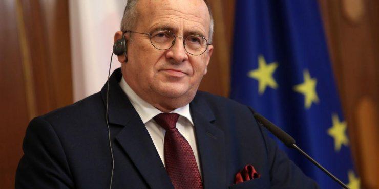 Министр иностранных дел Польши отправился со срочным визитом в Украину из-за ситуации на ее границах