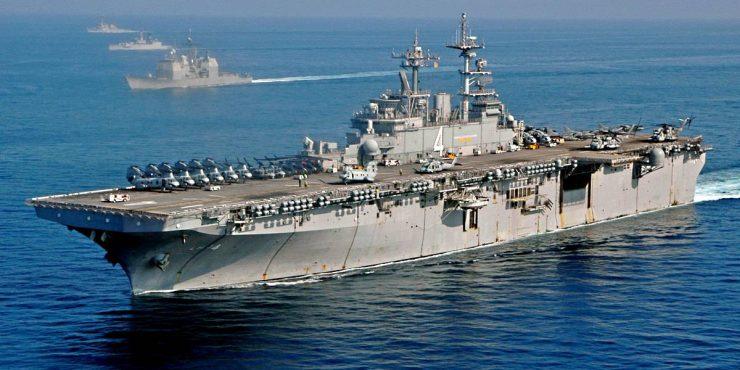США Могут отправить свои военные корабли в Черное море