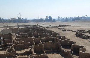 В песках Египта нашли затерянный город, которому около 3 тыс. лет