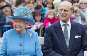 Скончался муж королевы Елизаветы II