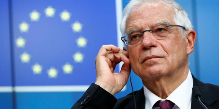 Боррель заявил, что действия России по отношению к европейским дипломатам являются «агрессией»