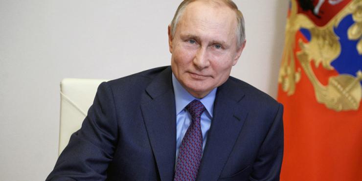 Путин поздравил Лукашенко с Днем единения народов России и Белоруссии