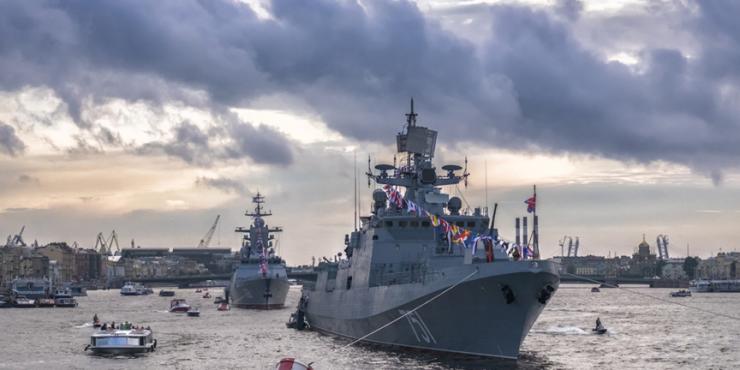 Российский флот признали угрозой для НАТО, сообщает Business Insider