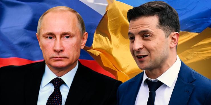 В Кремле утверждают, что никаких запросов на переговоры между Путиным и Зеленским получено не было