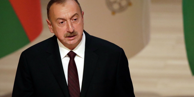 Алиев не исключил заключения мирного соглашения с Арменией