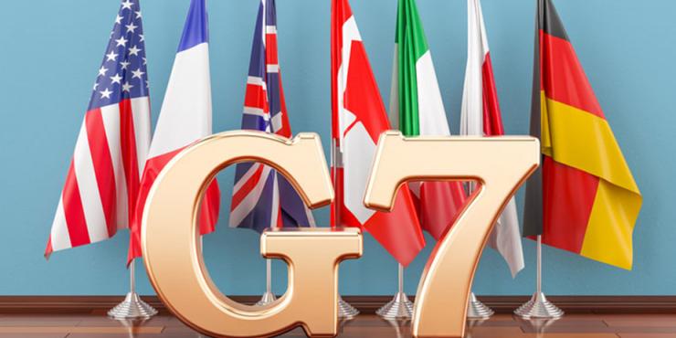 G7 призывает Россию прекратить свои «провокации»