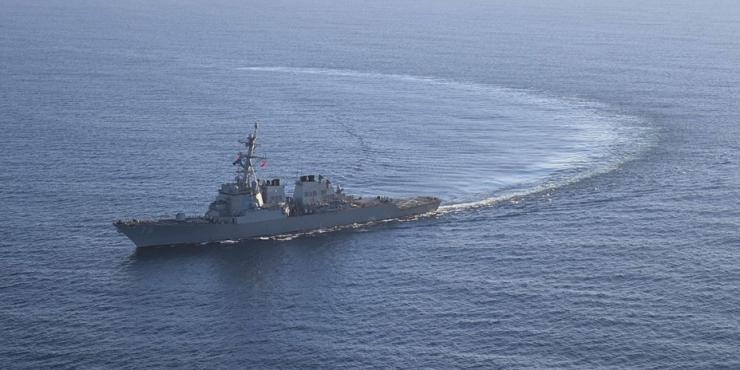 Замглавы МИД Рябков рассказал, что замеченные военные корабли США в черном море – это провокация