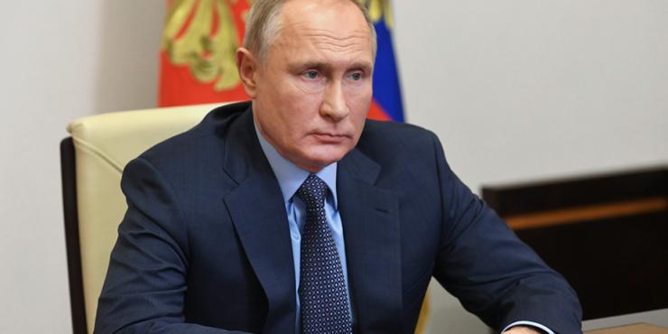 Путин и Байден обсудили по телефону возможность личной встречи и глобальную стабильность