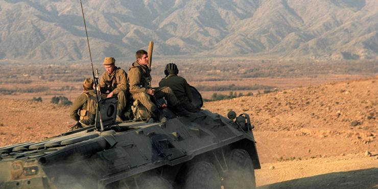 В МИД РФ призвали избежать военного сценария в Афганистане