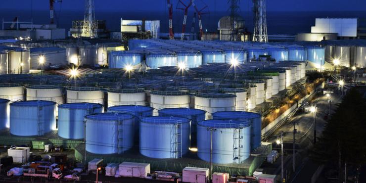 МИД Китая жестко раскритиковал высказывание Японии о сливе в океан радиоактивной воды с «Фукусима-1»