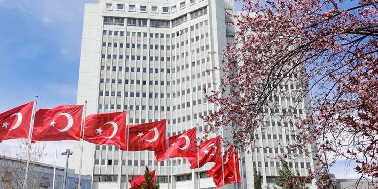 В МИД Турции заявили, что не видят никаких политических причин для закрытия авиасообщения с Россией