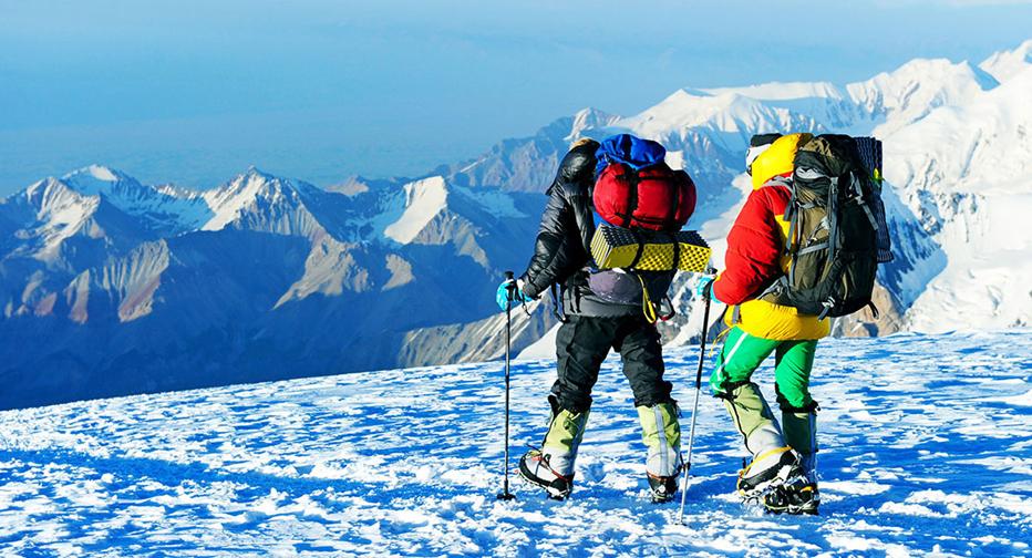 В Гималаях найдены трое пропавших альпинистов из России