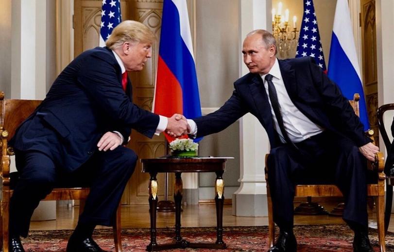 Трамп заявил о том, что США должны наладить взаимоотношения с Российской Федерацией