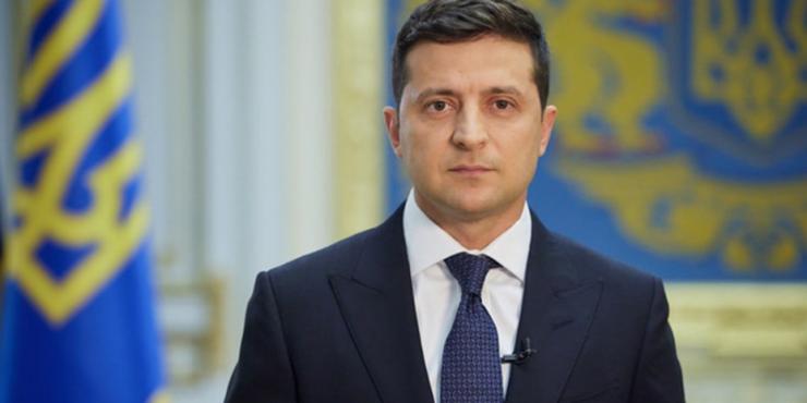 Зеленский призвал Путина встретиться на Донбассе