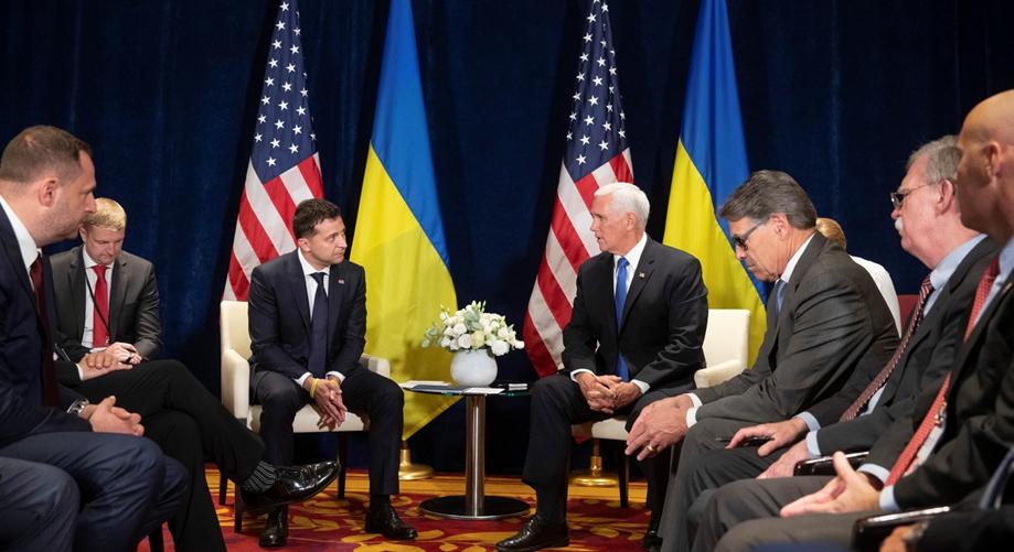 Сенаторы США одобрили законопроект о продолжении оказания военной поддержки Украины