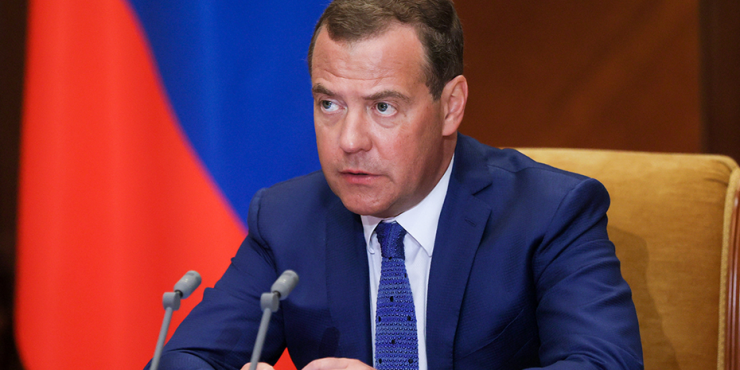 Медведев заявил о возвращении эпохи холодной войны между Россией и США