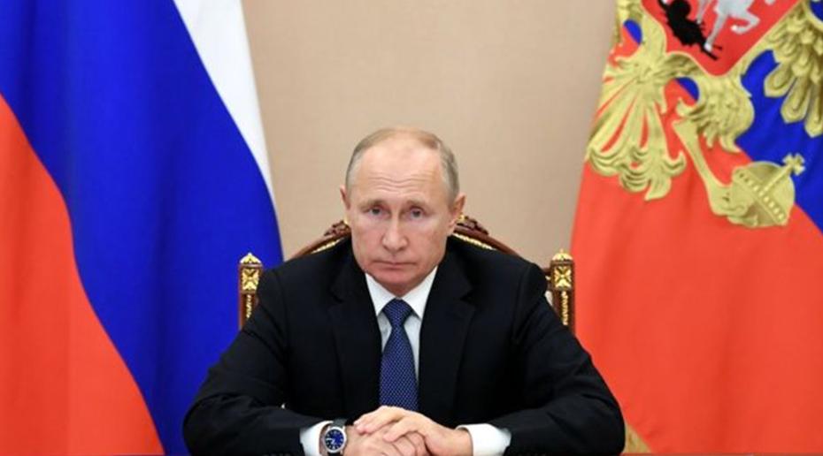 Офис Зеленского пообещал ответить на предложение Путина о встрече