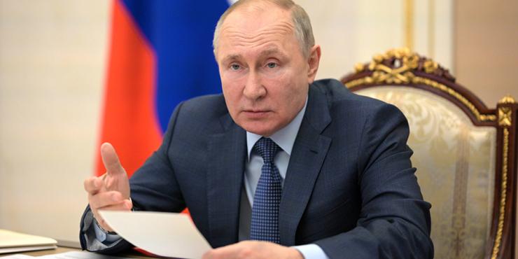 Путин и Ас-Сиси договорились о возобновлении чартерных рейсов в Египет