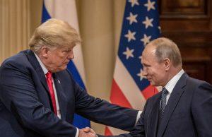 Трамп: Америка должна поладить с Россией, а не подталкивать ее к КНР